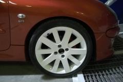 chapa y pintura Peugeot 206 - 10