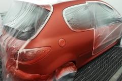 chapa y pintura Peugeot 206 - 5