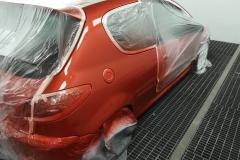 chapa y pintura Peugeot 206 - 6